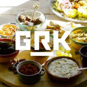 GRK - foodstijl