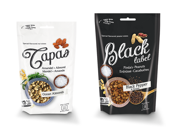 Tapas nuts - Foodstijl