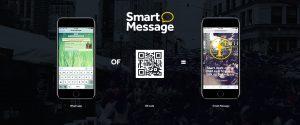 Smart Message - Foodstijl