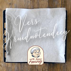 Tante Fanny - Foodstijl