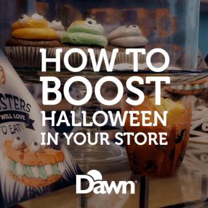 Dawn Halloween - Foodstijl