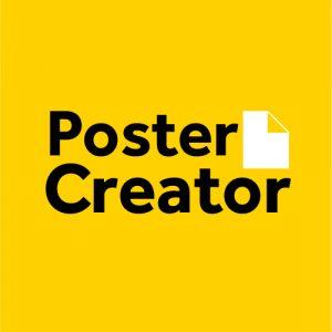 Poster creator - Foodstijl
